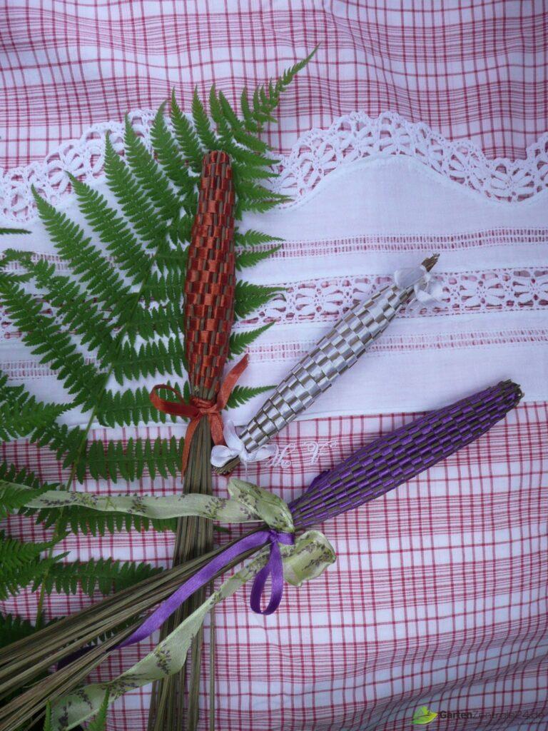 Lavendelkeule in verschiedenen Farben